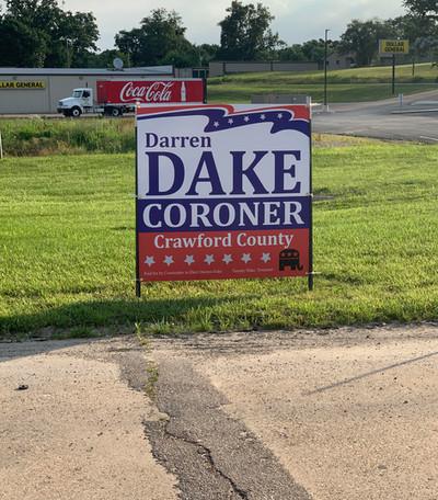 Dake Signage
