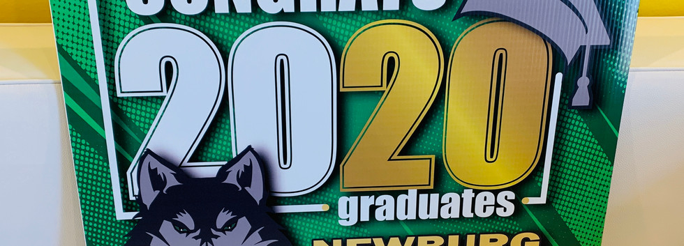 Newburg HS Class of 2020 YS