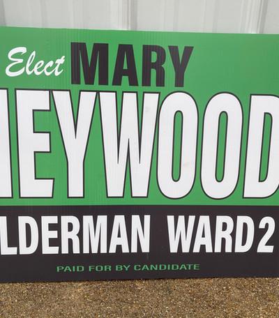 Heywood Political YS