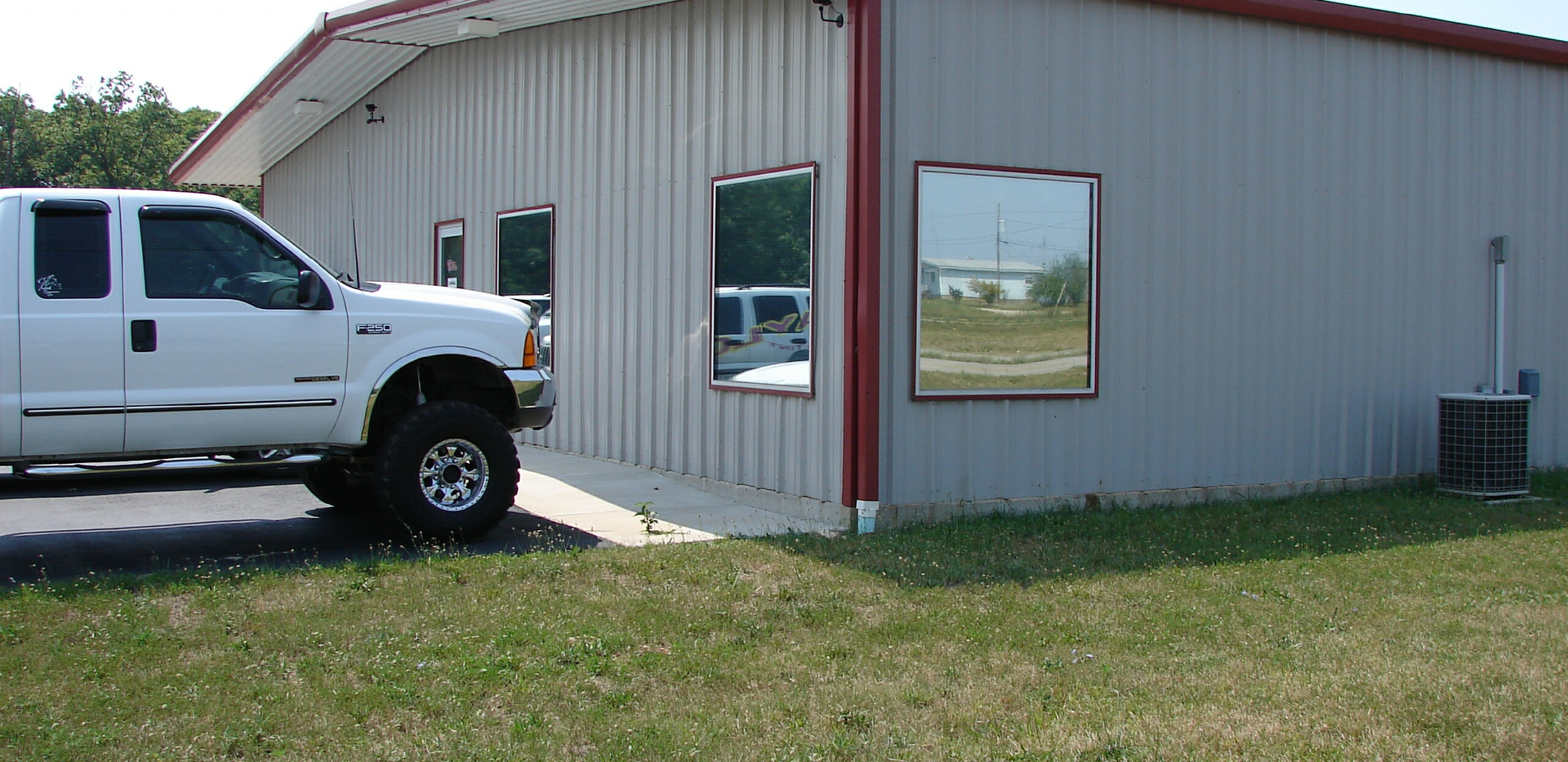 Commercial Tint