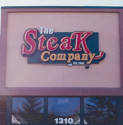 THE STEAK COMPANY