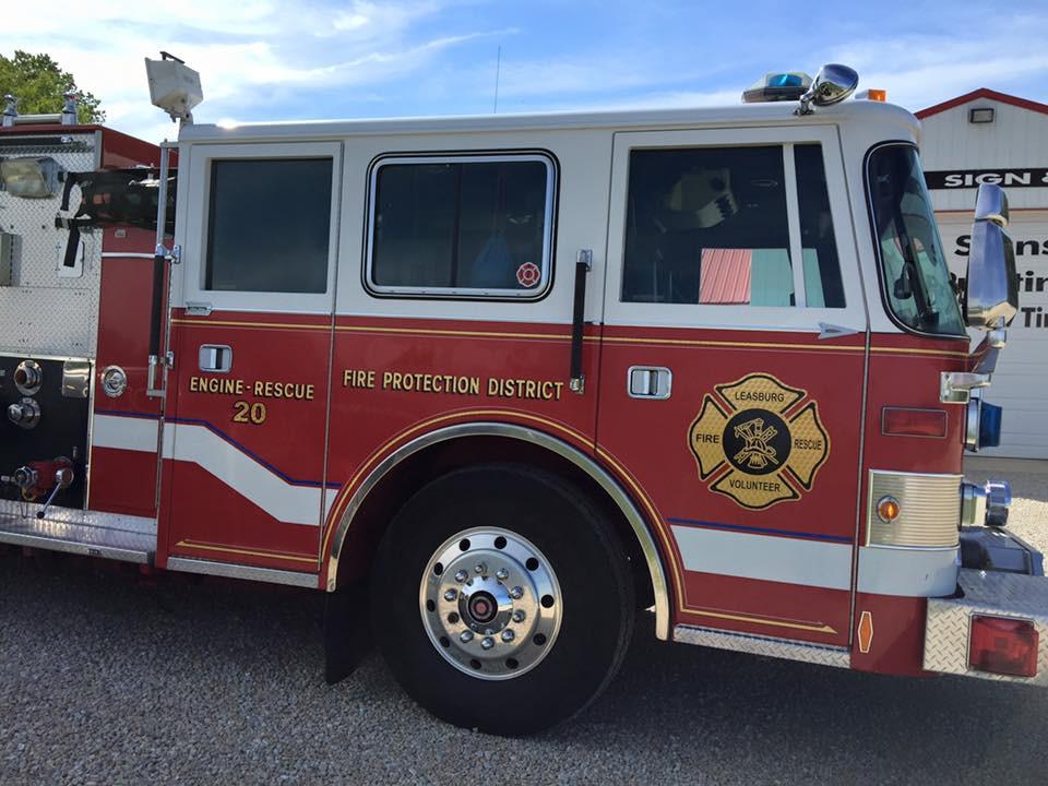 Leasburg Fire Dept.