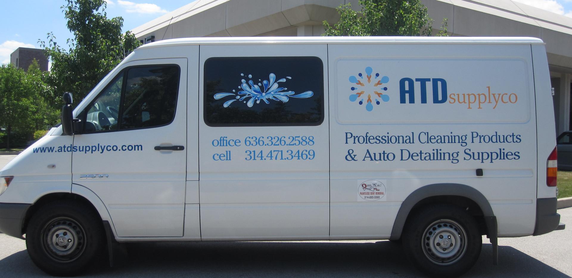 ATD Supply Graphics