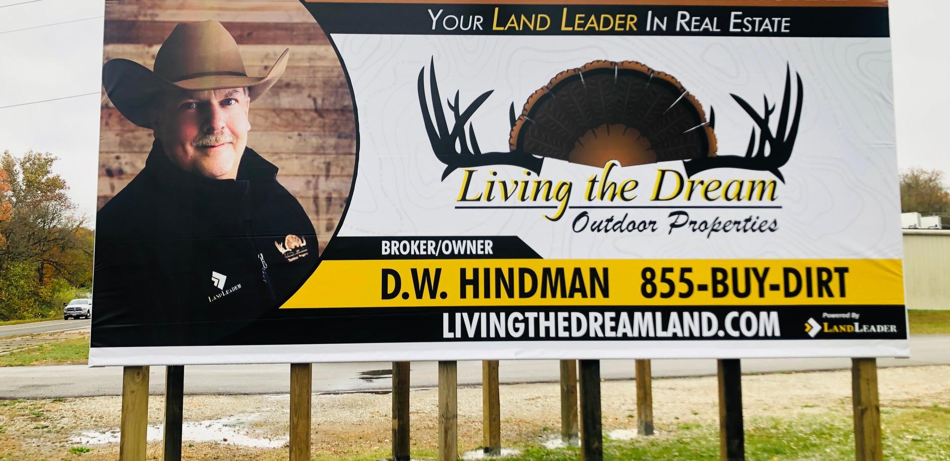 LTD Hindman Billboard
