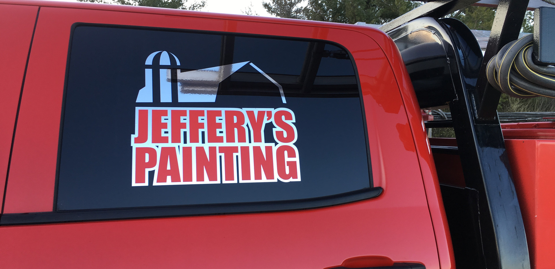 Jeffery's Painting Window Graphics