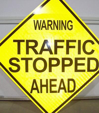Custom Traffic Sign