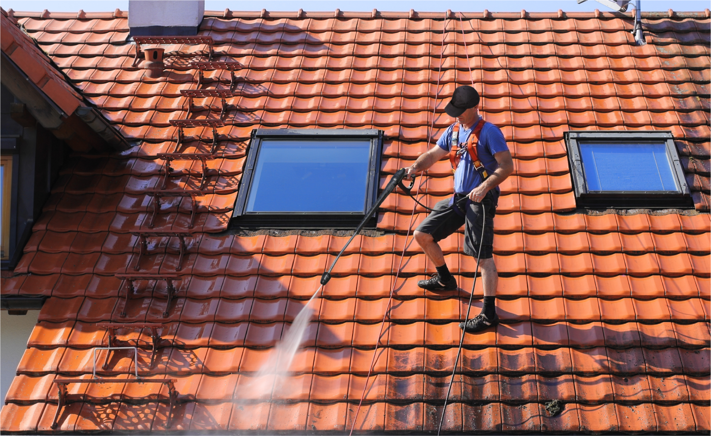 Roof Cleaning Estimate