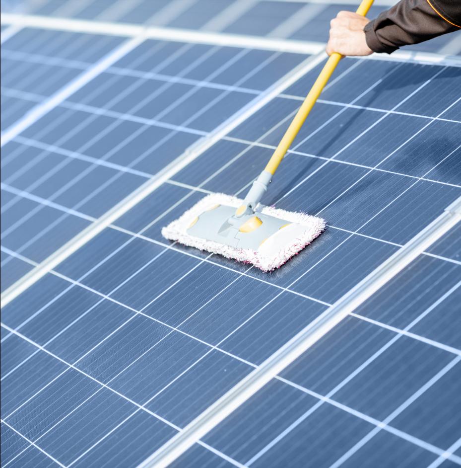 Solar Panel Cleaning Estimate