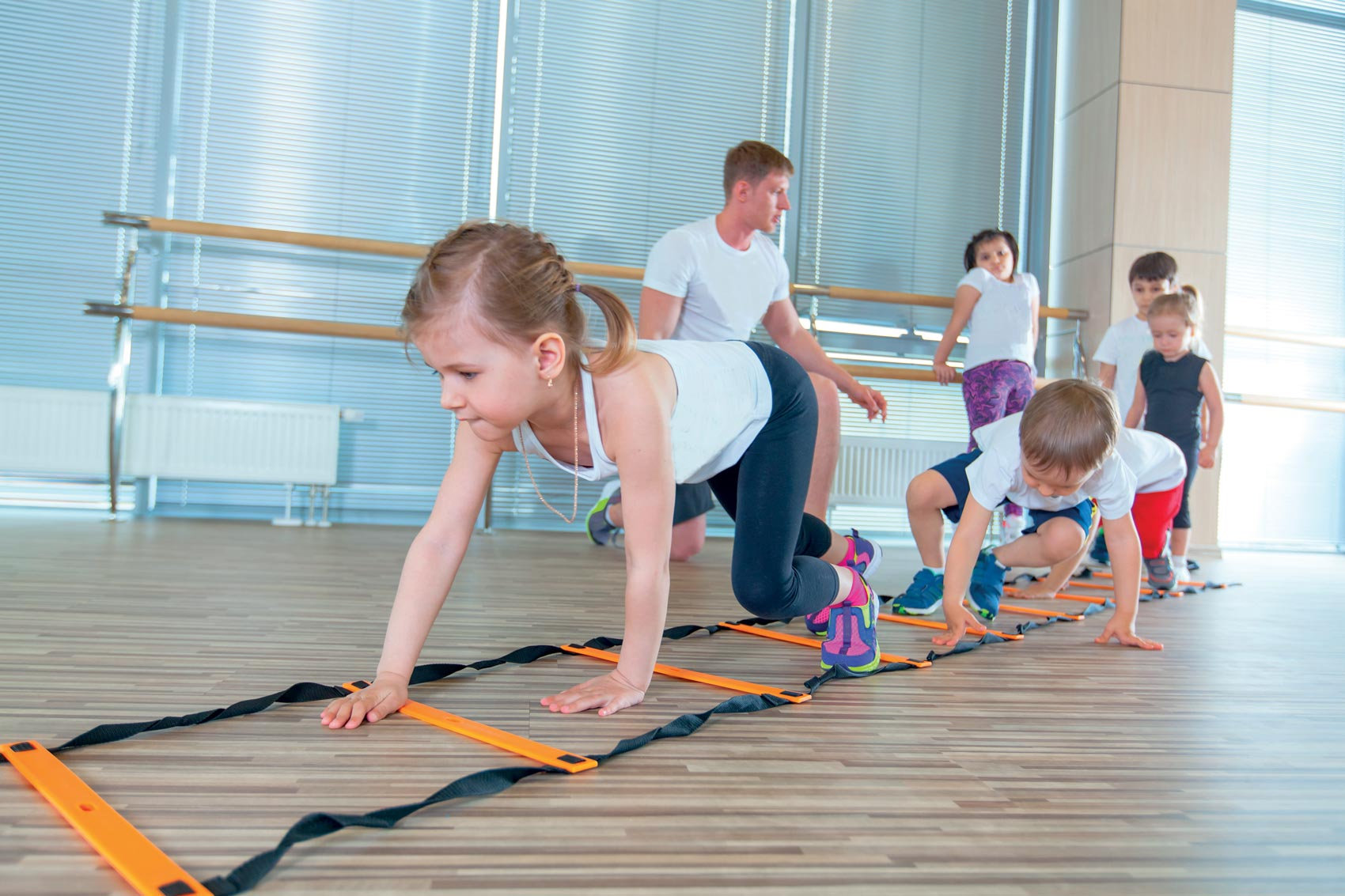 Bootcamps Kids (3-6 ans)