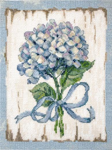 Borduurpakket Blue II - Leti Stitch