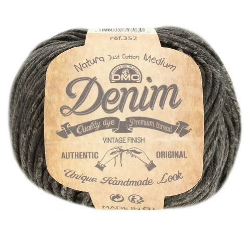 DMC COTTON NATURA DENIM