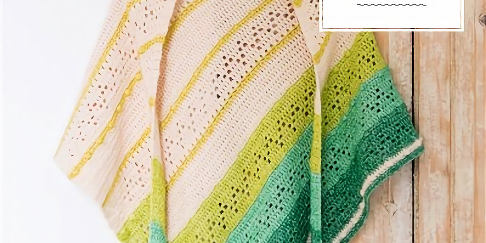 Driehoek sjaal haken * pakket