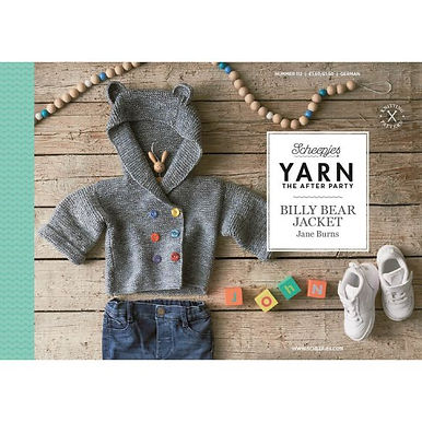 Workshop Breien Billy Bear jacket*
