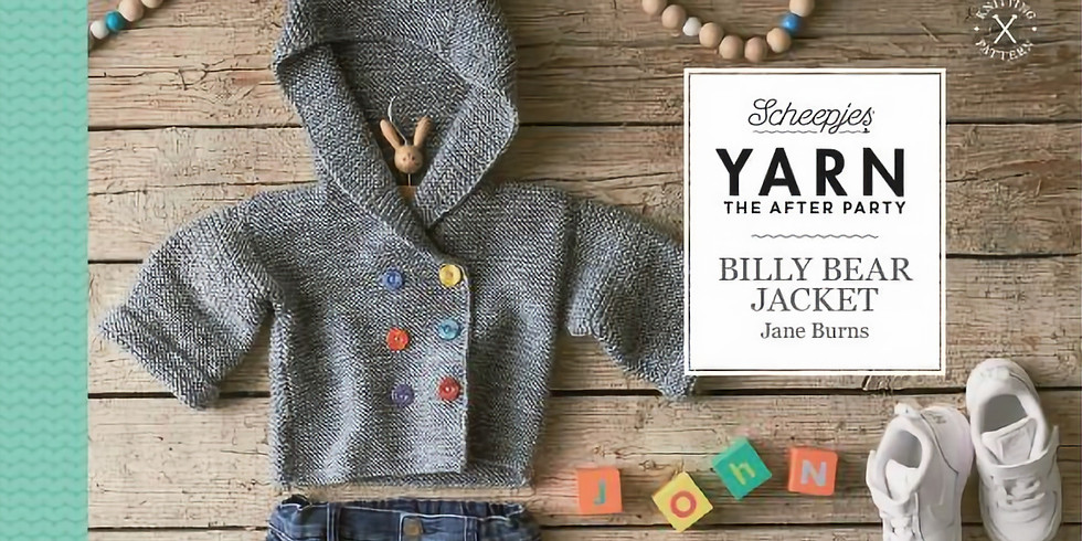 Workshop Breien Billy Bear jacket*