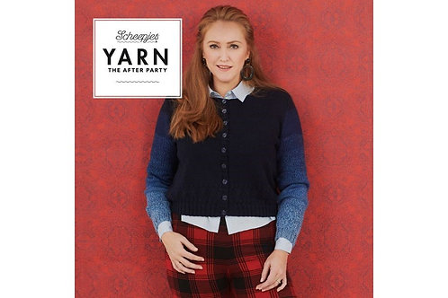 YARN THE AFTER PARTY NR.93 HIP DIP CARDIGAN