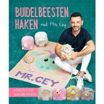 BUIDELBEESTEN HAKEN MET  MR. CEY