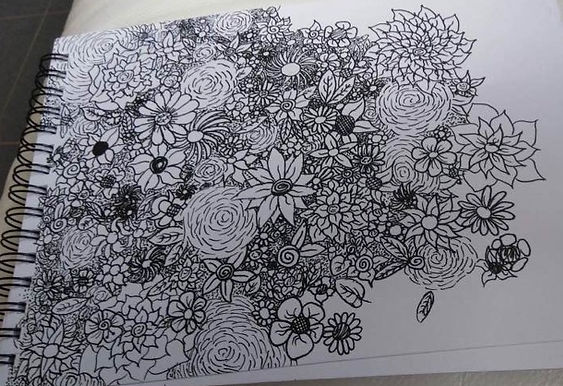 Workshop Doodle Art