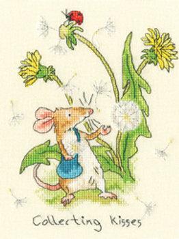 Borduurpakket Anita Jeram - Blossom
