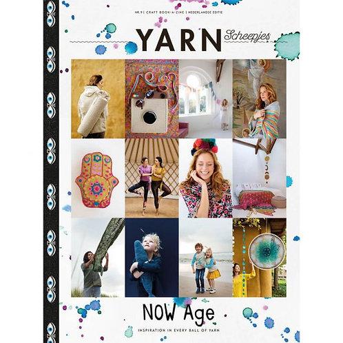 Scheepjes YARN bookazine 9 NOW Age!