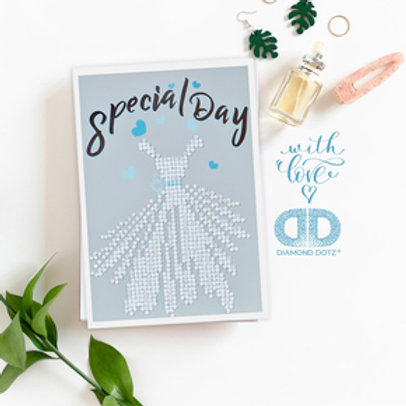 Diamond Dotz Greeting Card Special Day