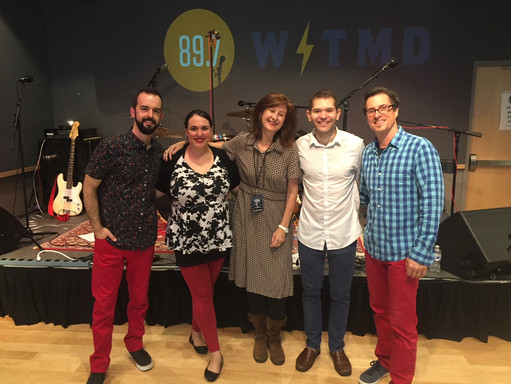 Danny Weinkauf & the Red Pants Band w/Sam Sessa
