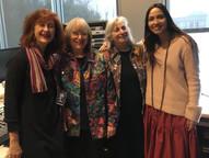 Cathy, Marcy & Sonia De Los Santos