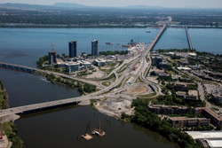 New Champlain Bridge, QB