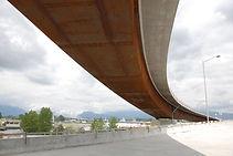 Curved Girder Bridge