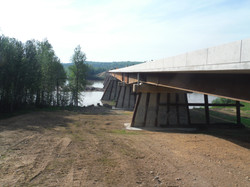 Ft. Nelson River Bridge, BC