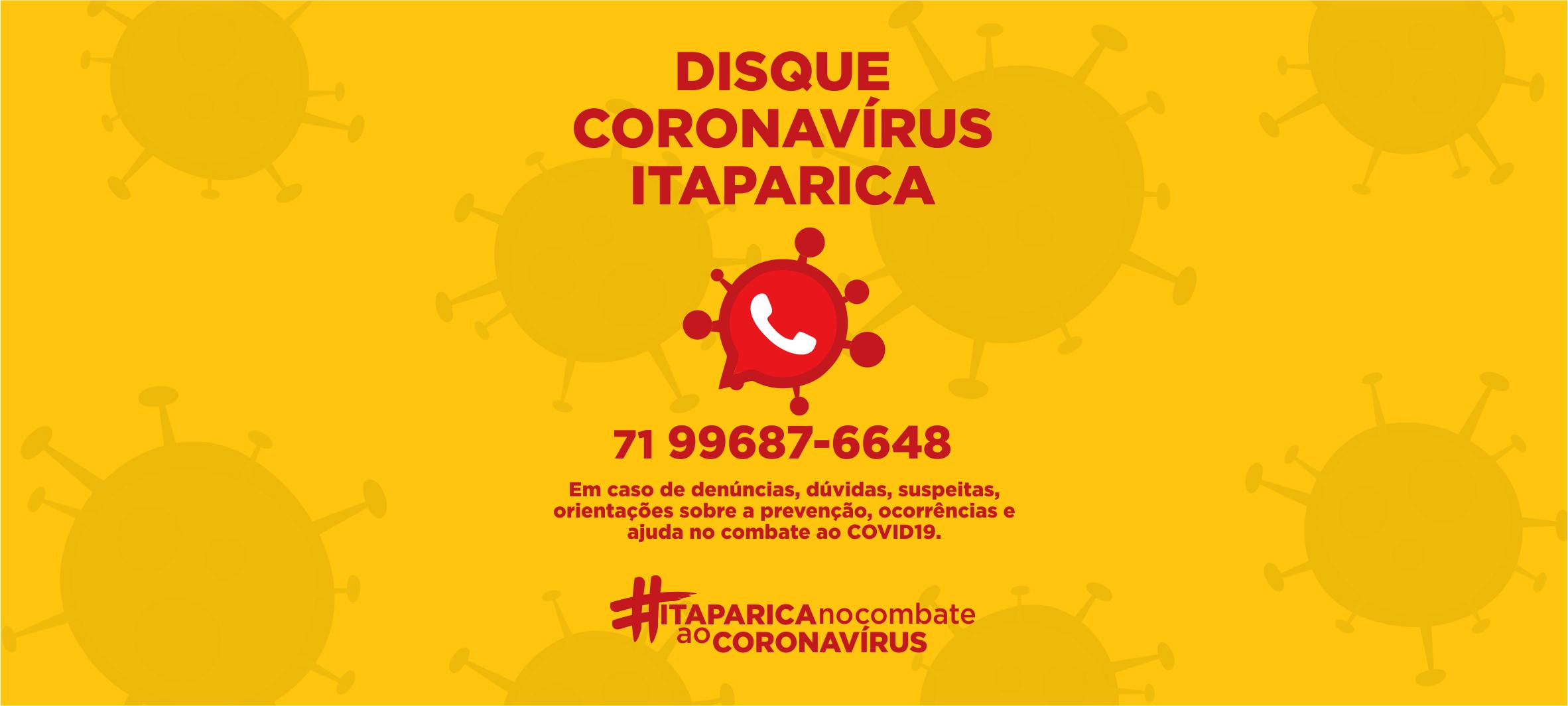 DISQUE_CORONAVÍRUS_ITAPARICA