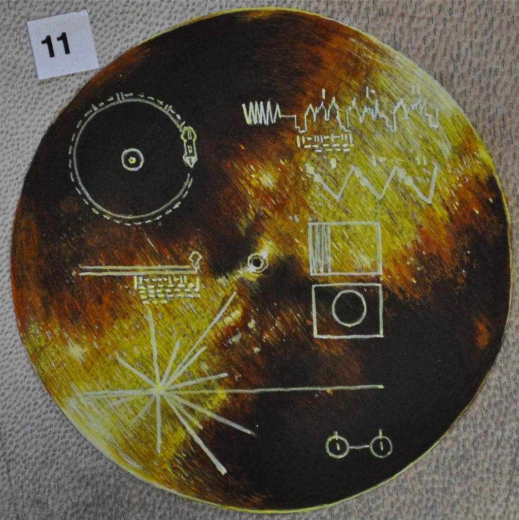 voyager spacecraft recording - photo #13