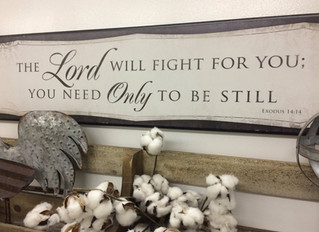 God Will Fight Our Battles