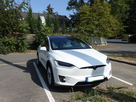 "19"" Gespräch: Tesla Model X"