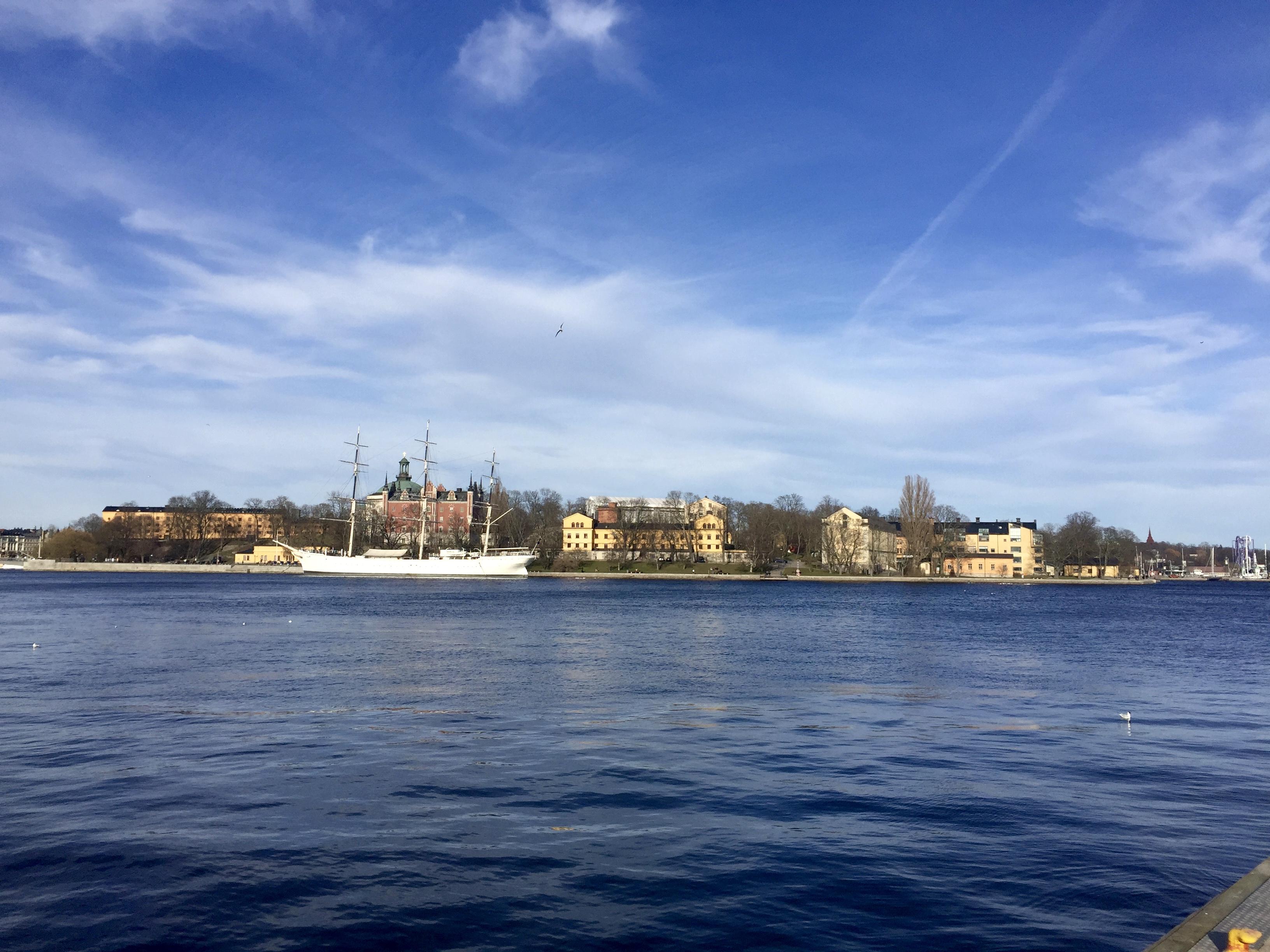 Meine zweite Heimat Stockholm