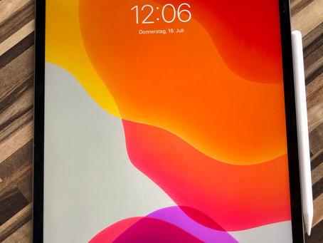 "19"" Gespräch: iPad Pro 12.9"""