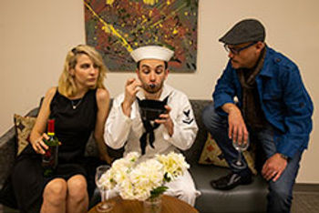 UW Snowy Range Summer Theatre Features Tour Production of 'Adopt a Sailor'
