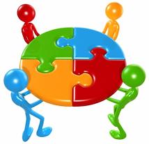 équipe organisation apprenante coopération