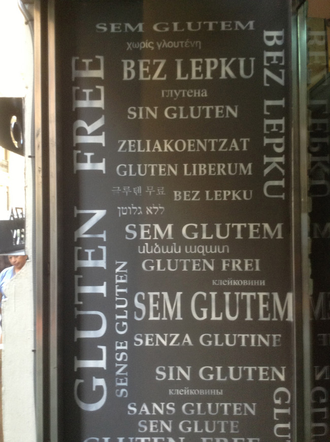 Gluten free friendly eatery directory - Victoria