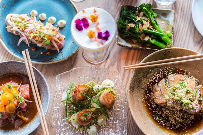 Mommi - a new entrant to the London Gluten Free Scene