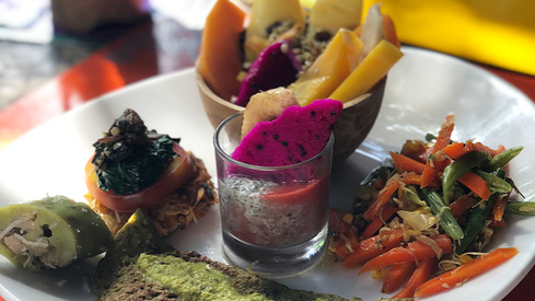 Gluten free living in Ubud, Bali