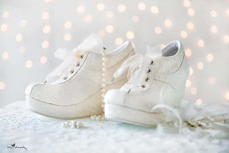 Bridal Sneakers, Comfortable Wedding Shoes