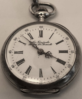La Generale Watch circa 1900