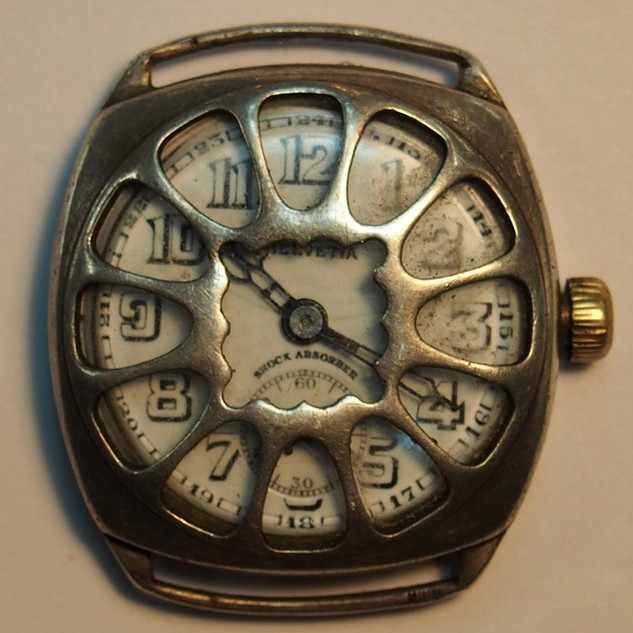 Helvetia Protected Watch - 1929