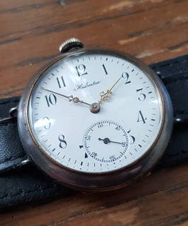 Helvetia Branded Watch circa 1904