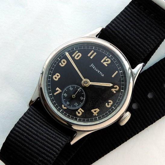 Helvetia DH Watch