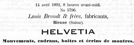 Helvetia 1892