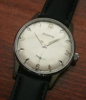 Helvetia Wristwatch 1960