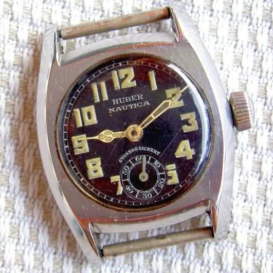 Huber Nautica - 1936