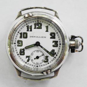 Depollier Waterproof Watch - 1927