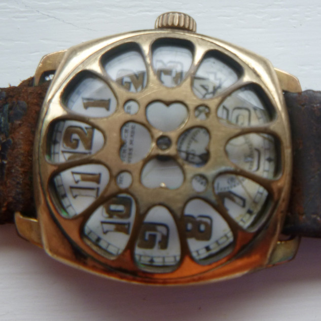 The Fenchurch Lever Watch 1928
